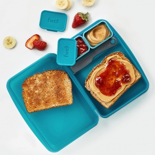 Trudeau Fuel Breakfast Bento Box