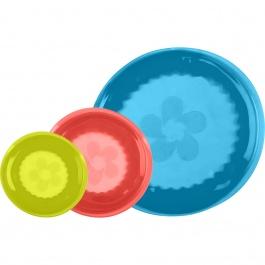 Ens/3 Eco Emb Alimentaire Sili. 18/cdu
