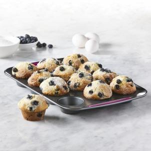 Trudeau Moule à 12 muffins en métal