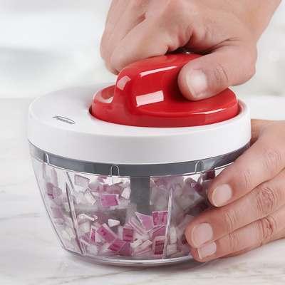 <BR>Large knob for easy handling