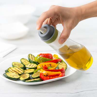 <BR>Spray and control the amount of oil added for a healthier dish