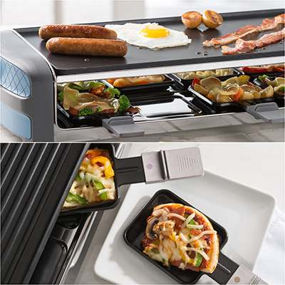 <BR>Ideal for breakfast and great for mini pizzas<BR>