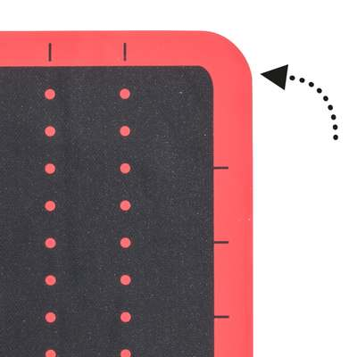 <BR>Reinforced fiber lining to make it more durable and resistant to cuts<BR>