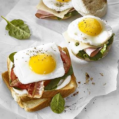 <BR>Rond parfait pour des muffins anglais et carré pour des sandwichs<BR>