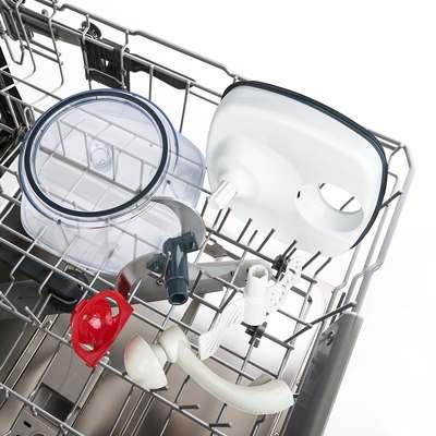<BR>Dishwasher safe