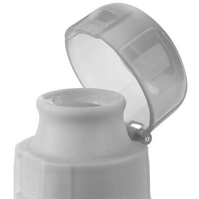 <BR>Comfortable drinking spout<BR>