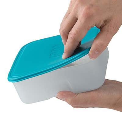 <BR>Easy to open lid<BR>