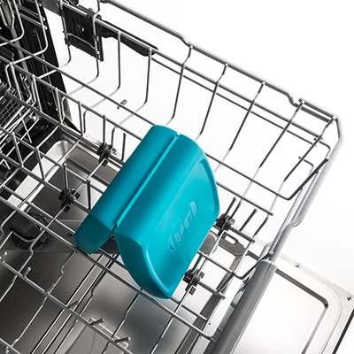 <BR>À l'épreuve du lave-vaisselle<BR>