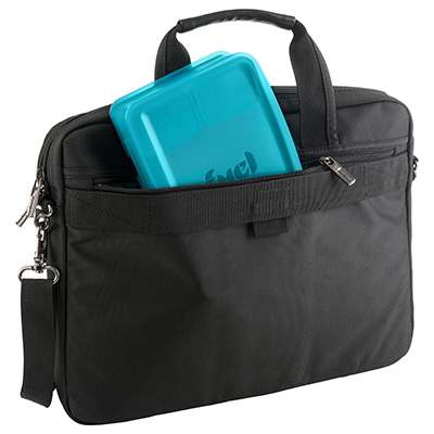 <BR>Compact size easily fits into briefcase<BR>